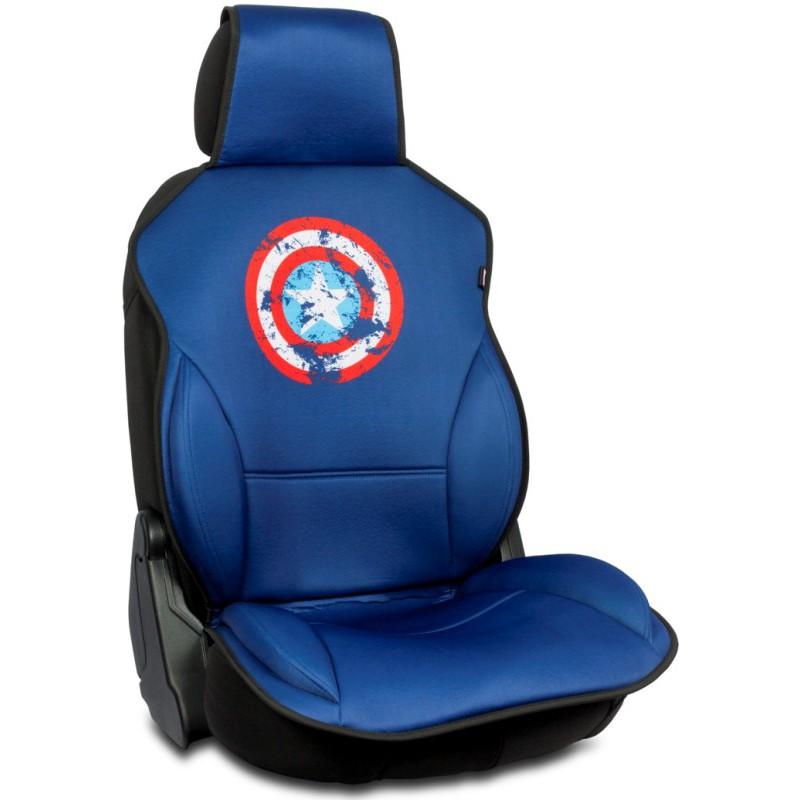 Respaldo asiento coche ergonómico CAPITÁN AMÉRICA