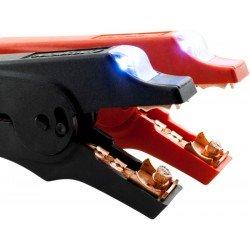 Cables de arranque ENERGIZER reforzados con luz led