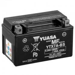 Batería moto YUASA YTX7A-BS