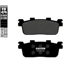 Pastillas de freno GALFER FD474