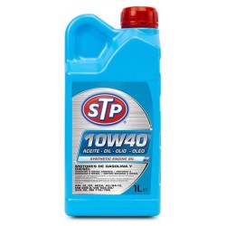 Aceite sintético STP 10W40  Synthetic 1 litro