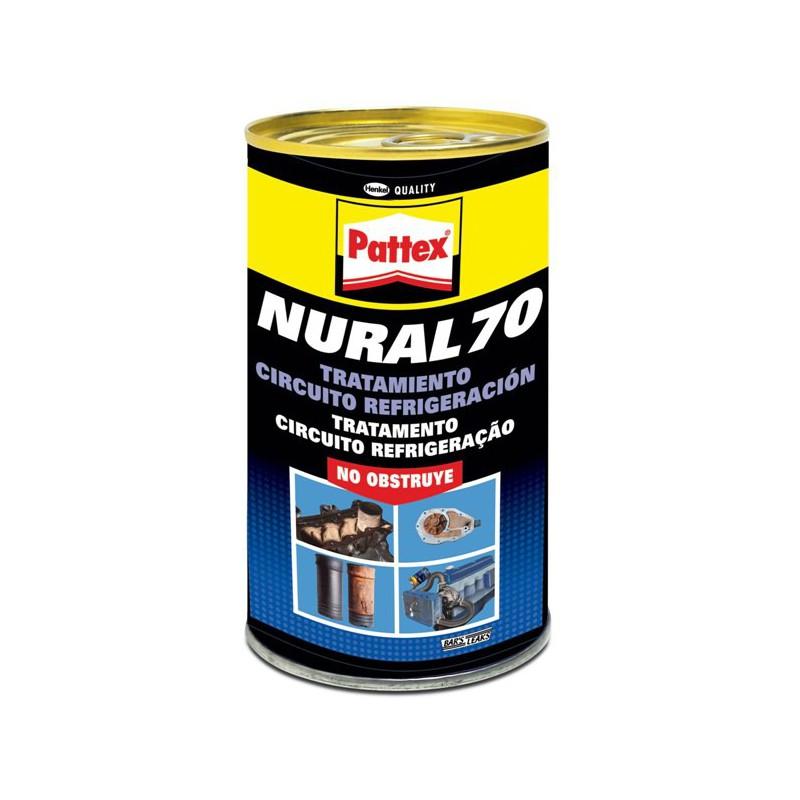 Tratamiento circuito refrigeración NURAL 70