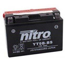Batería moto YT9B-BS 12V...