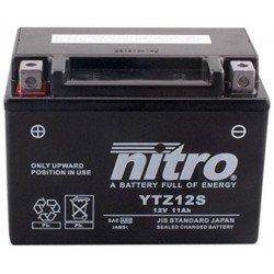 Batería YTZ12S 12V 11Ah NITRO