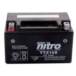 Batería YTZ10S 12V 8.6Ah NITRO