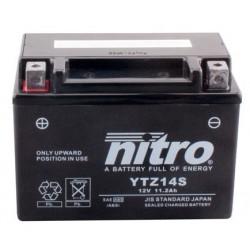 Batería YTZ14S 12V 11,2Ah...
