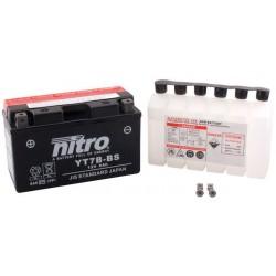 Batería YT7B-BS 12V 6Ah NITRO
