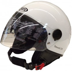 Casco jet JEB'S Smooth DS...