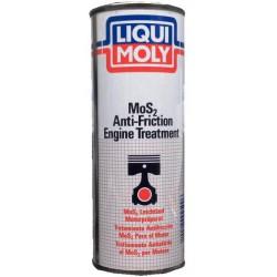Tratamineto antifricción MoS2 para el motor