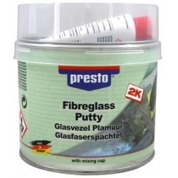 Masilla de fibra de vidrio...