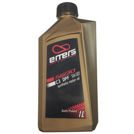 Aceite EMERS 5W30 C3 DPF 504.507