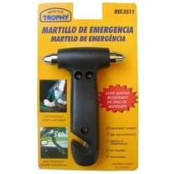 Martillo emergencia TROPHY