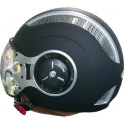 Casco ZEUS HZ218 Negro mate