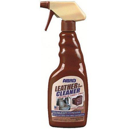 Crema acondicionadora para cuero y vinilo ABRO