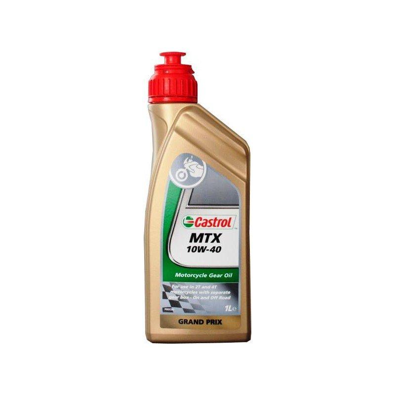Aceite CASTROL MTX 10W40 1 litro